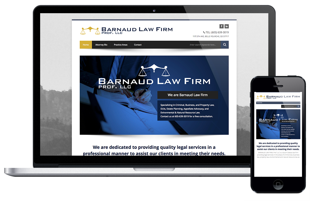 Barnaud Law Firm