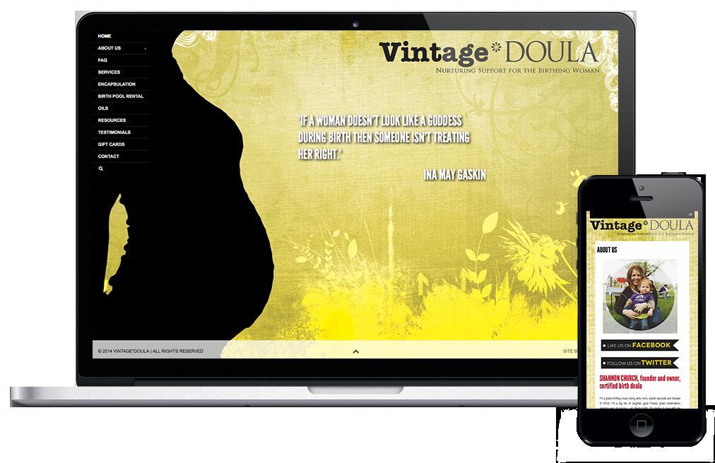 Vintage DOULA